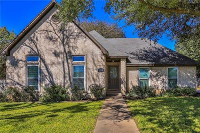 Woodway Single Family Home Under Contract: 14301 Chisolm Drive