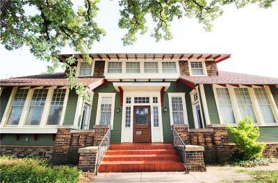 Gatesville Single Family Home For Sale: 1102 E Leon Street