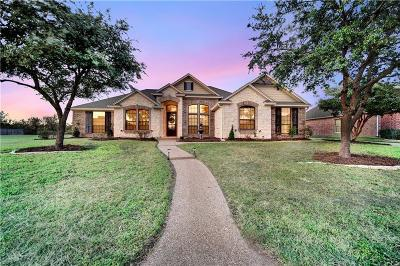Robinson Single Family Home For Sale: 441 N Cedar Ridge Circle
