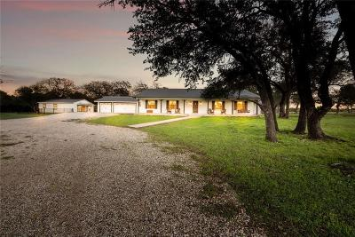 Valley Mills Farm & Ranch Under Contract: 8171 W Middle Bosque