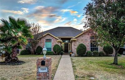 Woodway Single Family Home For Sale: 9109 Monarch Drive