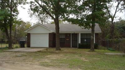 Marlin Single Family Home For Sale: 906 Park Street