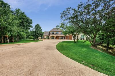 Waco Single Family Home For Sale: 15121 Carriage House Lane