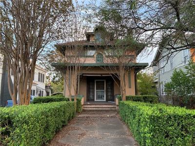 Waco Single Family Home For Sale: 2208, 2214 Gorman Avenue