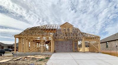 Lorena Single Family Home For Sale: 3229 Skinner Drive