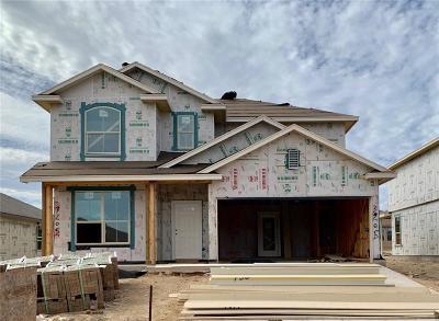 Lorena Single Family Home For Sale: 3205 Skinner Drive