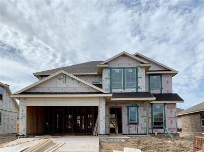 Lorena Single Family Home For Sale: 3201 Skinner Drive