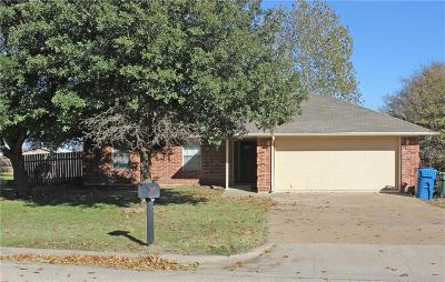 Hewitt Single Family Home For Sale: 704 Rolling Hills Drive