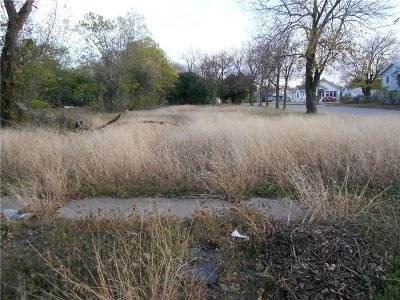 Waco Residential Lots & Land For Sale: 1922 & 1924 Summer Avenue