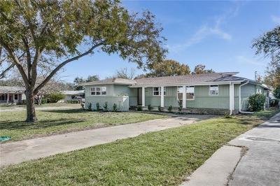 Waco Single Family Home For Sale: 4400 Pine Avenue