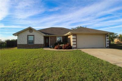 Gatesville Single Family Home Under Contract: 116 Lakewood Drive