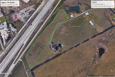 Waco Farm & Ranch For Sale: Tbd S I-35 Highway