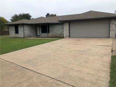 Lorena Single Family Home Under Contract: 300 Travelers Trail