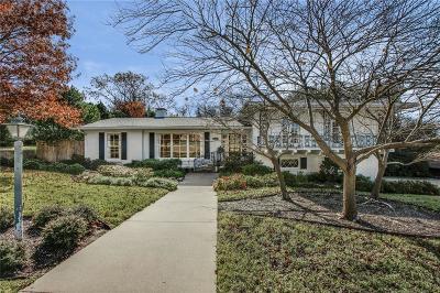 Waco Single Family Home For Sale: 5818 Mount Rockwood Circle