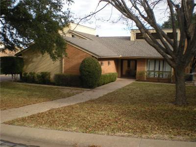 Waco Single Family Home For Sale: 4142 Green Oak Drive