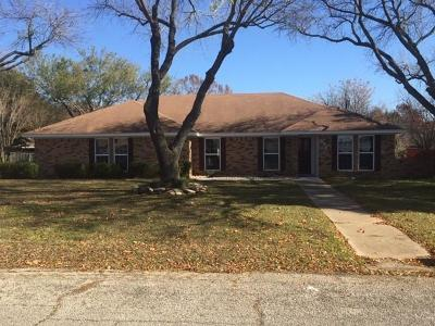 Robinson Single Family Home For Sale: 534 Jancy Street