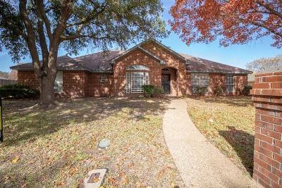Woodway TX Single Family Home For Sale: $269,900