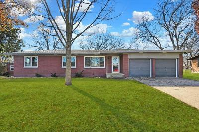 Robinson Single Family Home For Sale: 1002 N Willard Drive