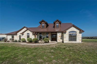 Lorena Single Family Home For Sale: 1609 Southern View