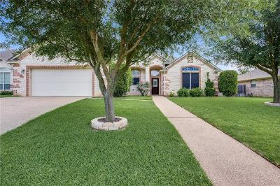 Waco Single Family Home For Sale: 10509 T Bury Lane