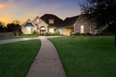 Woodway Single Family Home Under Contract: 15046 Sendero Lane