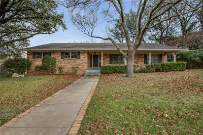 Woodway Single Family Home For Sale: 1029 Falcon Drive