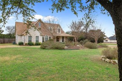 China Spring Single Family Home For Sale: 450 Whispering Oaks