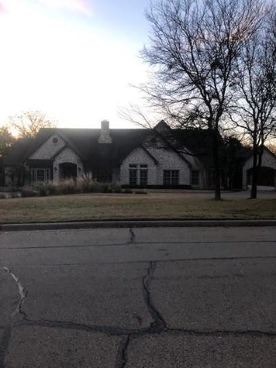 McGregor Single Family Home Under Contract: 2041 Rockbridge Road