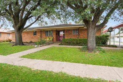West Single Family Home For Sale: 515 S Harrison Street