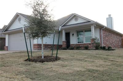 Robinson Single Family Home Under Contract: 909 Heston Circle
