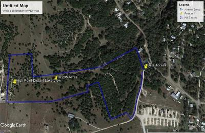Clifton Farm & Ranch For Sale: 0000 Cr 1743 Road
