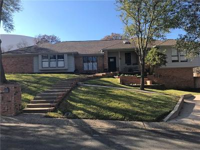 Waco Single Family Home For Sale: 407 Woodfall