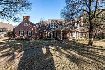 Woodway Single Family Home Under Contract: 79 Settlers Creek Trail