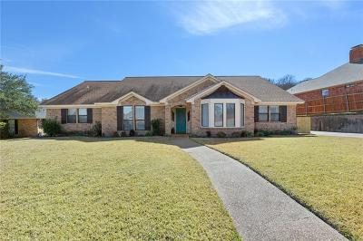 Woodway Single Family Home For Sale: 8264 Teakwood Drive