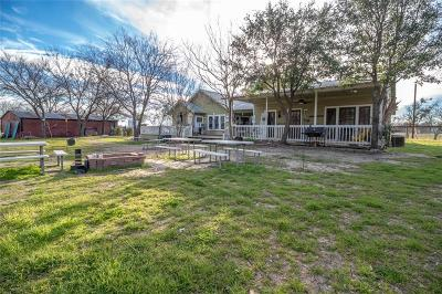 Crawford Single Family Home Under Contract: 6432 N Lone Star Parkway