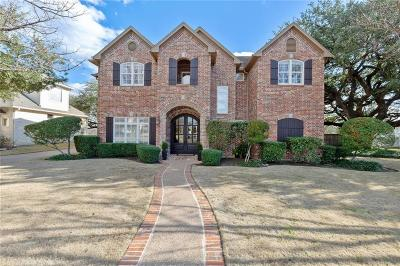 Waco Single Family Home For Sale: 11600 Maple Shade