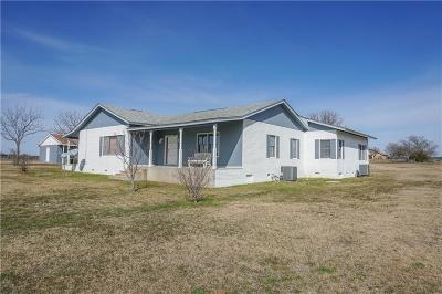 Gatesville Single Family Home Under Contract: 220 Heyser Road