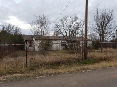 Waco Residential Lots & Land For Sale: 4522 Michigan Street