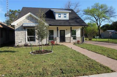 Waco Single Family Home For Sale: 2106 Reuter Avenue