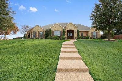 McGregor Single Family Home For Sale: 7020 Flagstone Circle