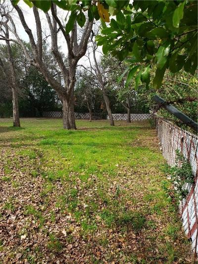 Waco Residential Lots & Land For Sale: 427 Daughtrey Avenue