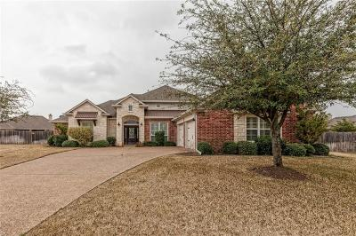 Waco Single Family Home For Sale: 1233 Chiswick High Drive