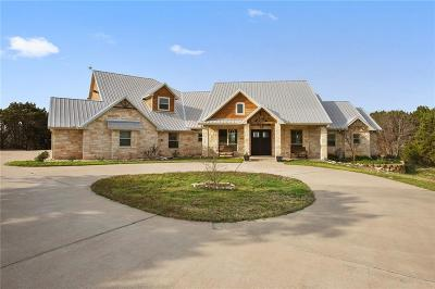 China Spring Single Family Home For Sale: 1460 Whispering Oaks