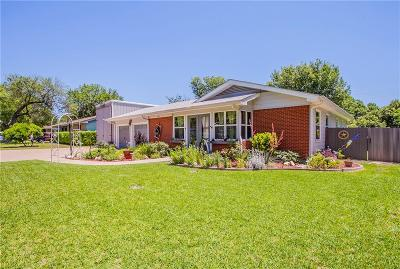 Waco Single Family Home For Sale: 2007 Huntington Drive