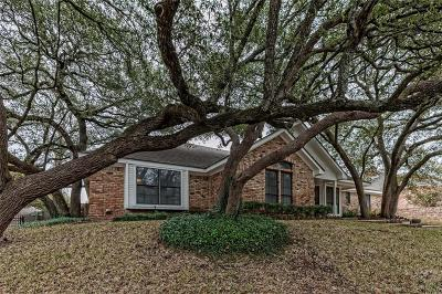 Woodway Single Family Home For Sale: 9618 Oak Springs Drive