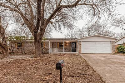 Robinson Single Family Home For Sale: 904 N Peggy Drive