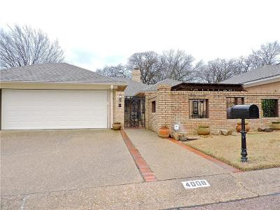 Waco Single Family Home For Sale: 4008 Westchester Drive