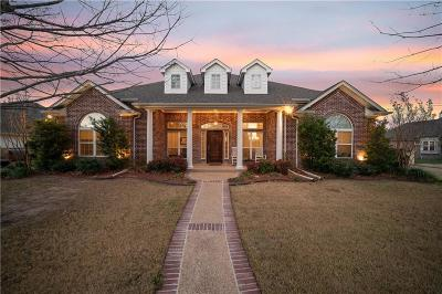 Waco Single Family Home For Sale: 12 Sage Hollow