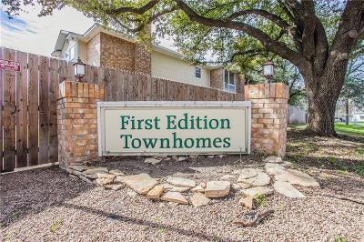 Waco Condo/Townhouse For Sale: 2306 Melissa Drive