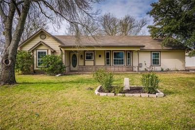 Robinson Single Family Home For Sale: 150 Saffle Road